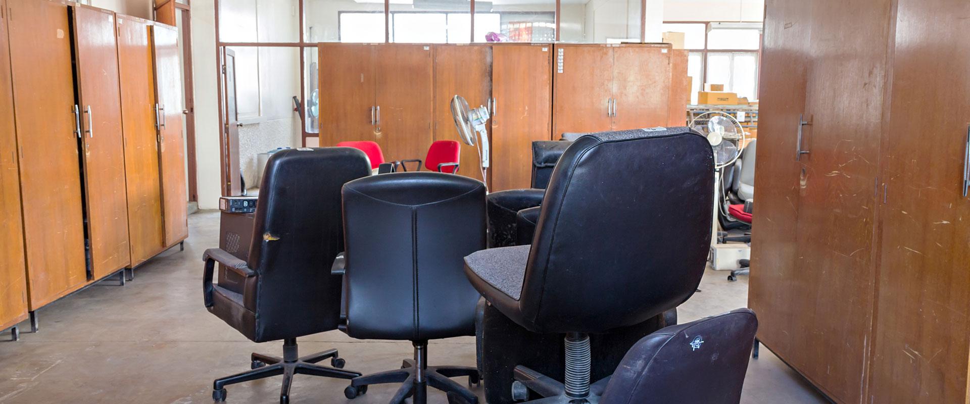 Got Office Junk to Dump?
